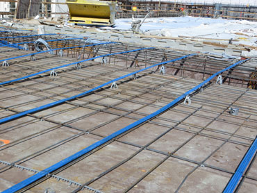PT beams & slabs