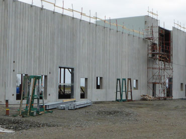 Tall Panel Projects in Europe