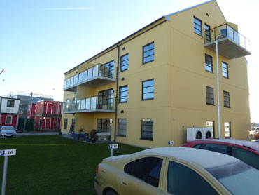 Completed Apartment Panel Projects in Europe