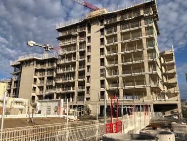 Sterling Estates Block C and H Superstructure Projects in UK