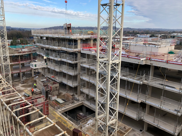 Sterling Estates Block E and F Superstructure Projects in UK